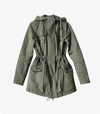 Wanderlust Hiking Coat